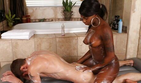 Massage Black Pictures